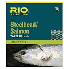 Rio Rio Steelhead/ Salmon Tapered Leader, Glacial Green
