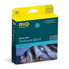 Rio RIO Tropical Outbound Short Fly Line