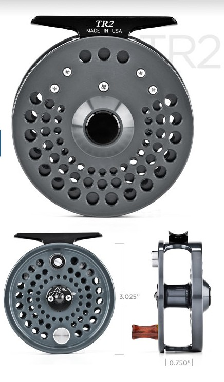 Abel Abel (TR) Trout Series Reel
