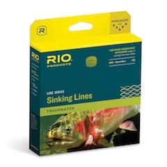 Rio Rio InTouch Sinking Fly Line