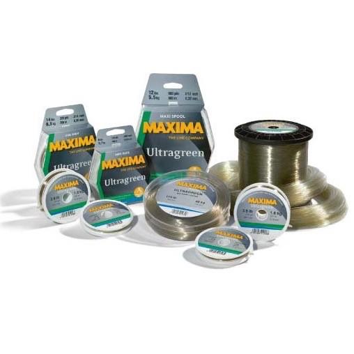 Maxima USA Maxima Ultragreen Leader Meterial