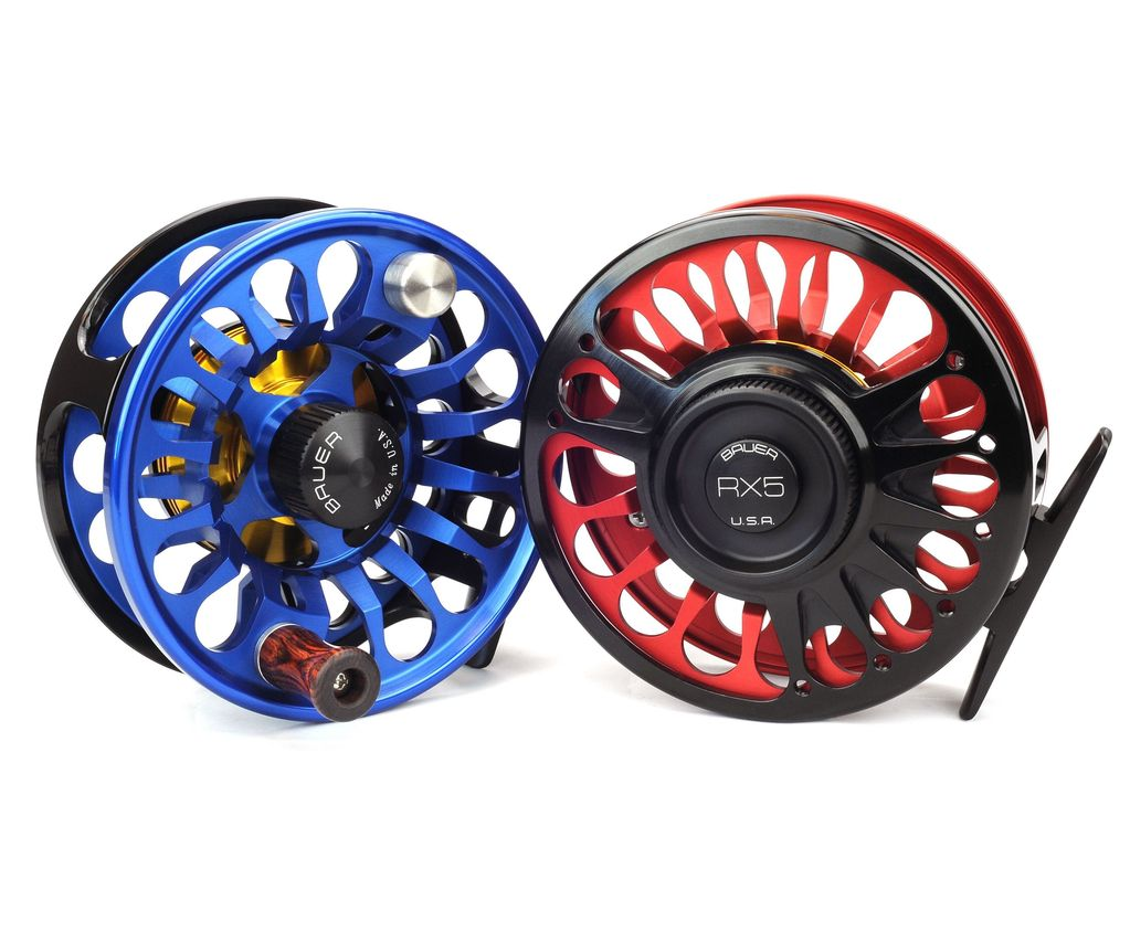 Bauer Reels Bauer RX Fly Reel