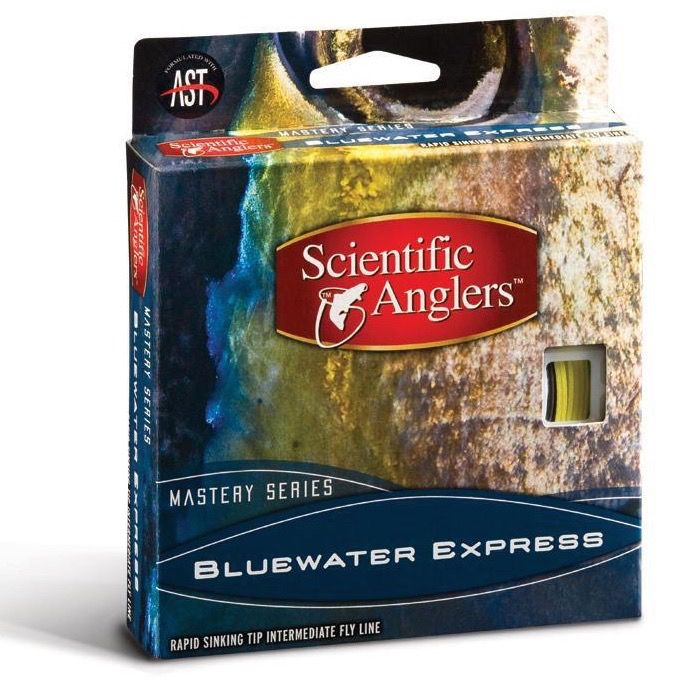 Scientific Angler Scientific Anglers Mastery Bluewater Express Sinking Line