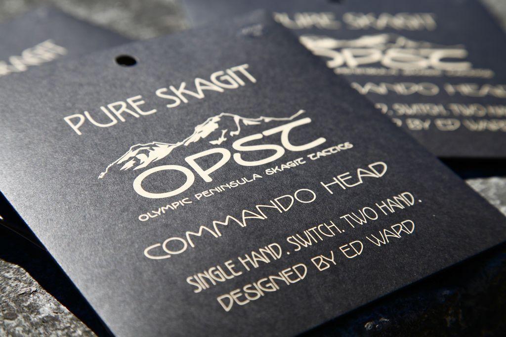 OPST Olympic Peninsula Skagit Tactics Pure Skagit Commando Heads