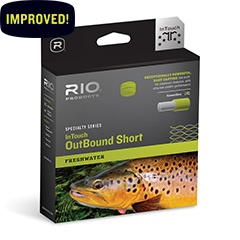 Rio Rio InTouch Outbound Short Freshwater Fly Line