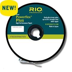 Rio Rio Powerflex Plus Tippet 50yd Spool