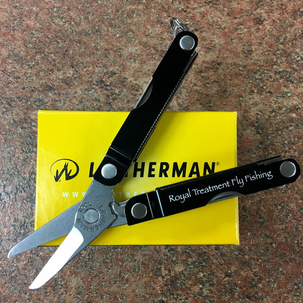 Leatherman Leatherman Micra, Royal Treatment Logo Engraved