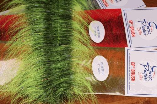 Hareline EP Craft fur brush