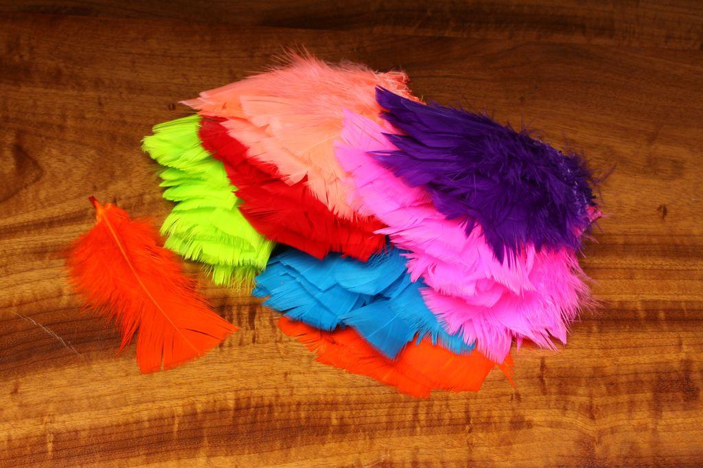 Hareline Intruder Feather Prop Hackle
