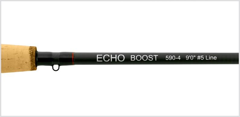 Echo Echo Boost Fly Rod