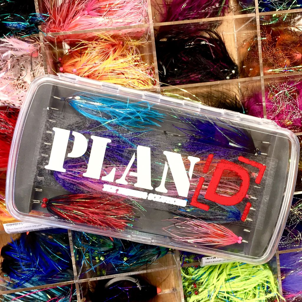 Plan D Fishing Plan D Pack Articulated Fly Box