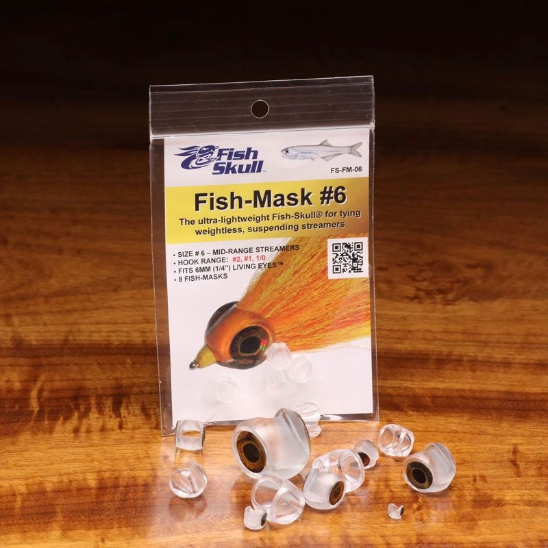 Hareline Fish Skull Fish Masks