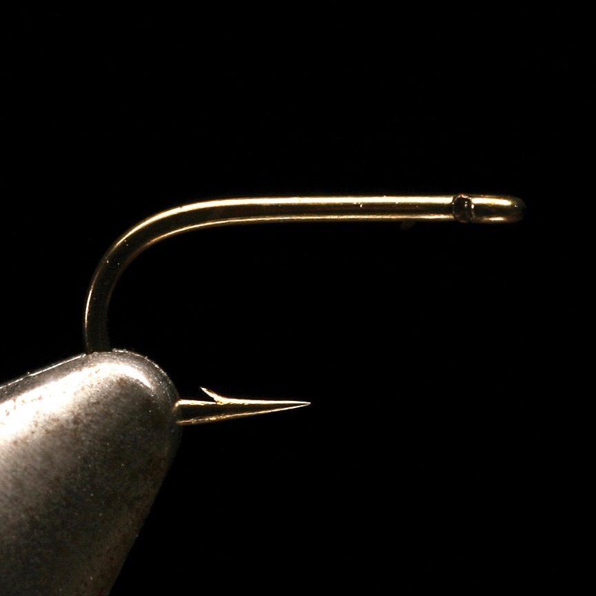 Hareline Daiichi 1640 Short Shank Straight Eye
