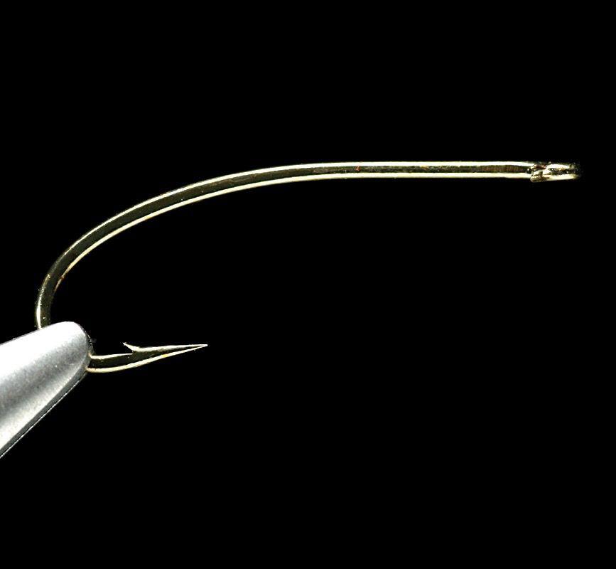 Hareline Daiichi 1270 Curved Hook