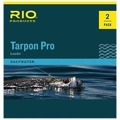 Rio RIO Tarpon Pro Leader- 2 Pack