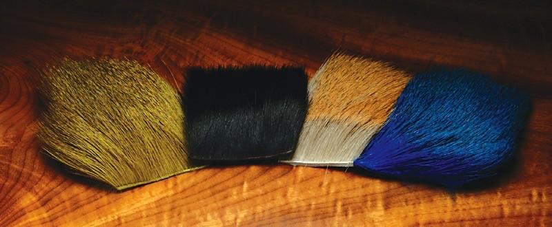 Hareline Dyed Deer Hair