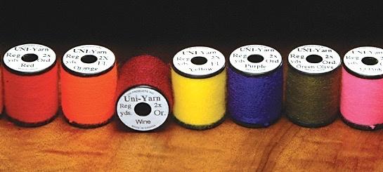 Hareline Uni-Yarn