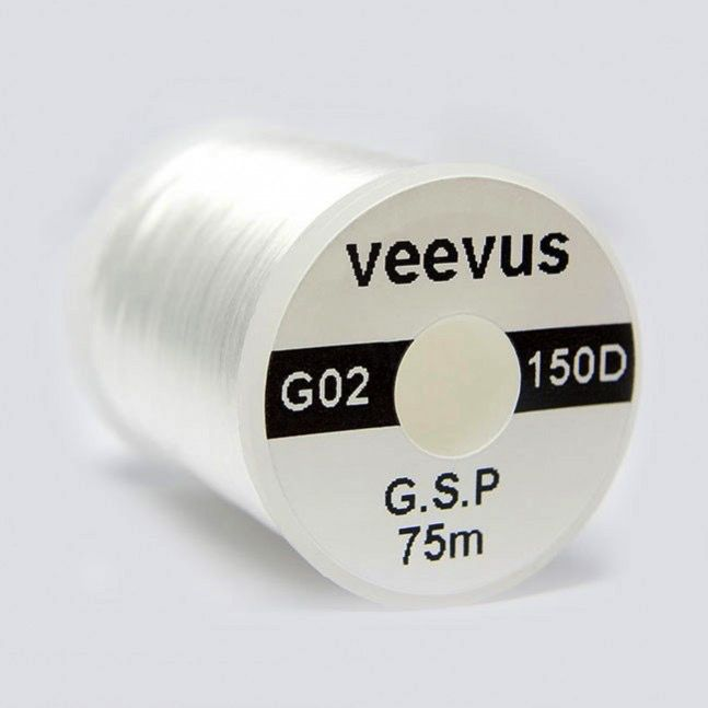 Hareline Veevus 150 Denier GSP Thread