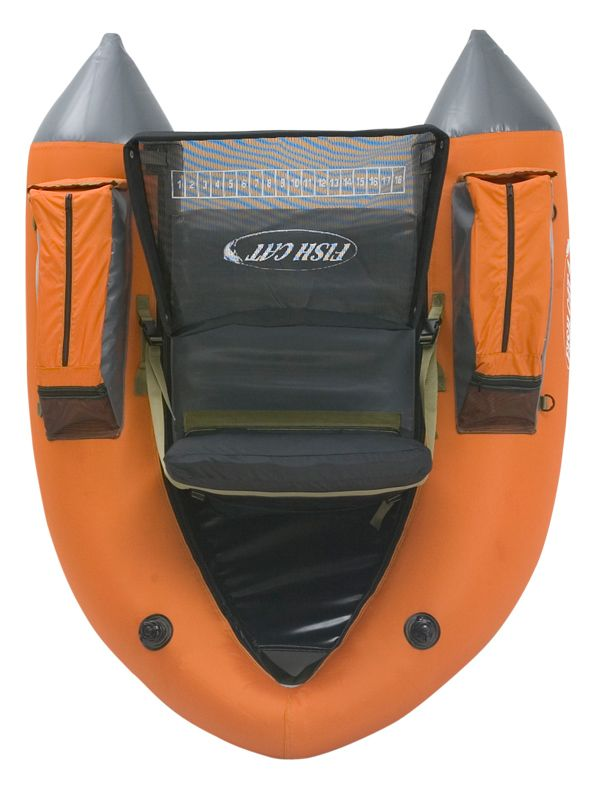 Outcast Outcast Fish Cat 4 Deluxe - LCS Float Tube