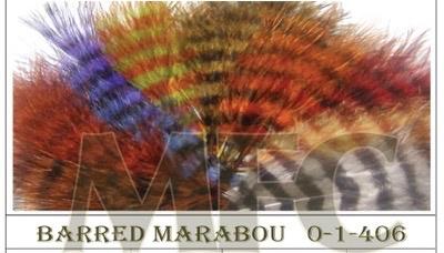 Montana Fly Co Barred Maraboue