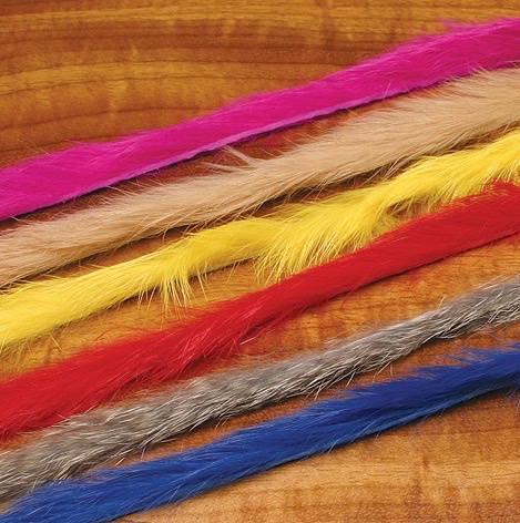Hareline Micro Rabbit Strips