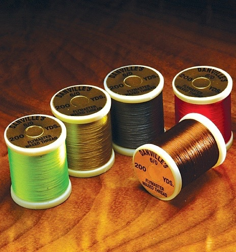 Hareline Danville Flymaster Plus Thread 6/0