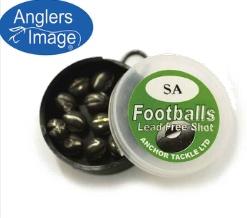 Wapsi Anglers Image Anchor Non-Toxic Split Shot Refills