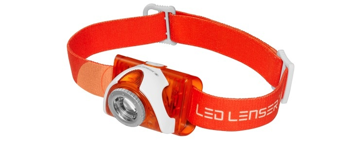 Leatherman LED LENSER SEO Headlamp