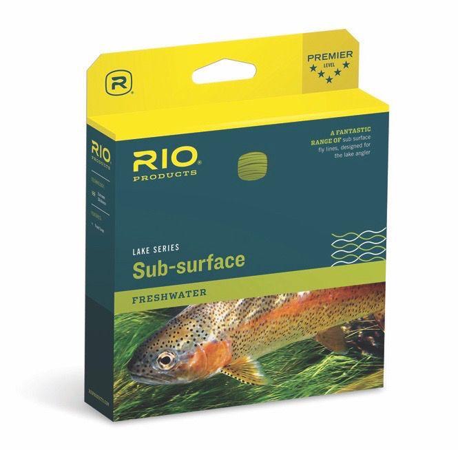 Rio Rio CamoLux Fly Line