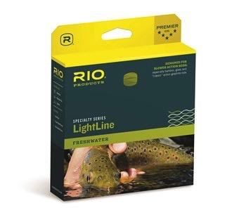 Rio RIO Lightline DT Fly Line
