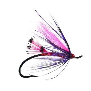 Umpqua Feather Merchants Silvey's Purple Nurple