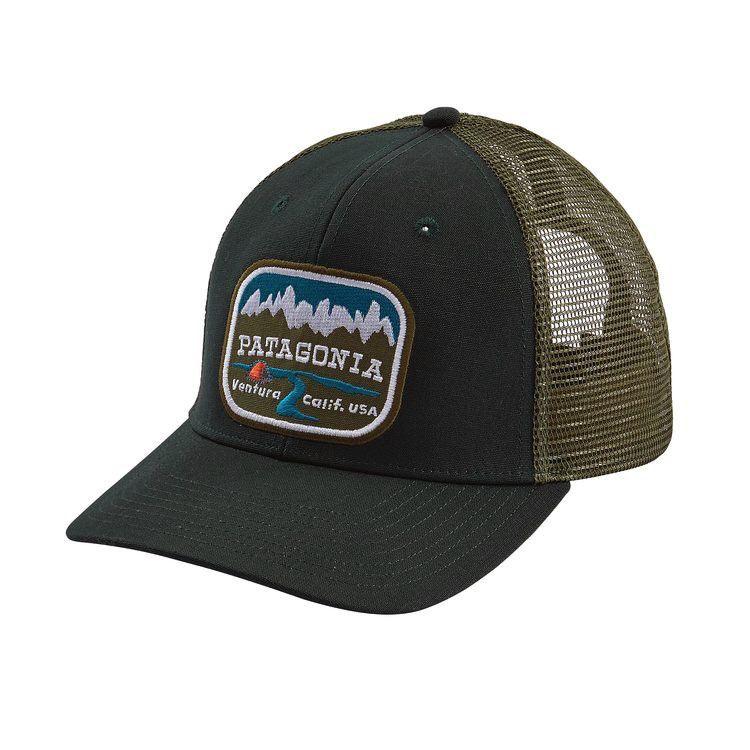 Patagonia Patagonia Pointed West Trucker Hat