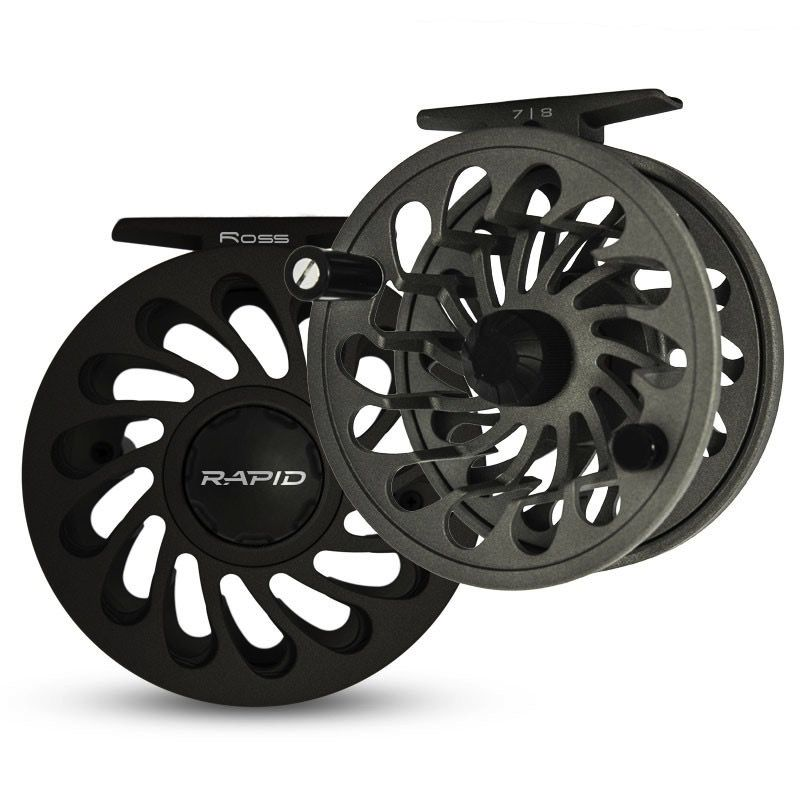 Ross Reels Ross Rapid Reel