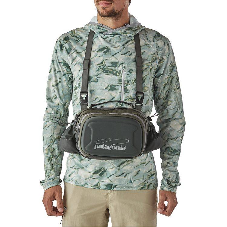 Patagonia Patagonia Stealth Hip Pack, Light Bog