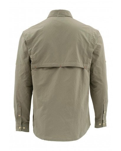 Simms Simms Guide Solid LS Shirt