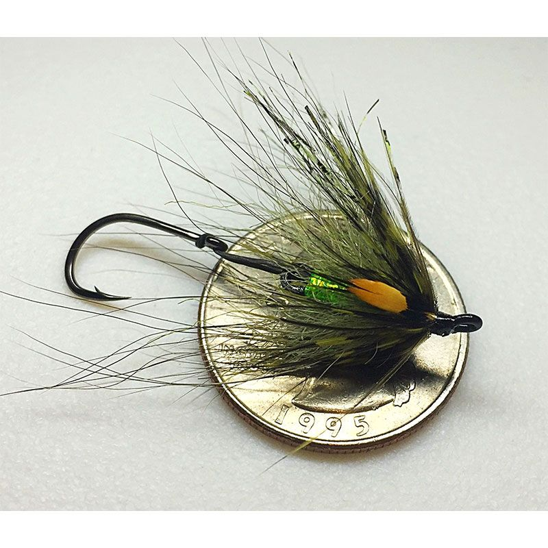 Hareline Senyo's Micro Trout Shanks