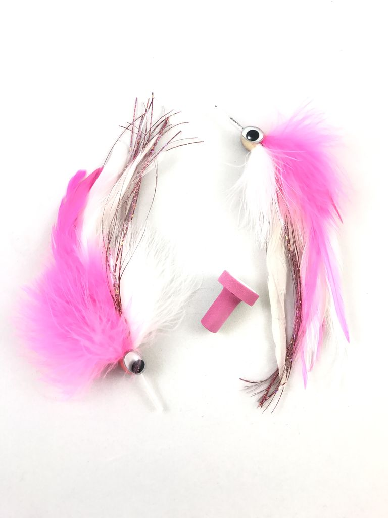 Cam Sigler Cam Sigler Big Game Tube Flies unrigged