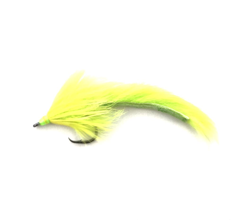 Royal Treatment Tarpon Bunny Chartreuse