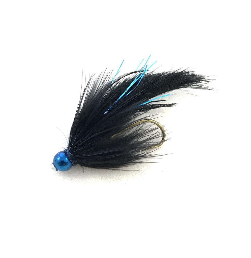 Umpqua Feather Merchants Silvey's Silveynator Tube Fly, 3 Pack