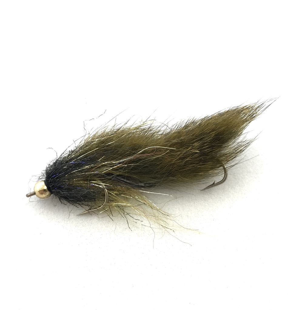 Montana Fly Co Ishiwata's Snitch Articulated Streamer