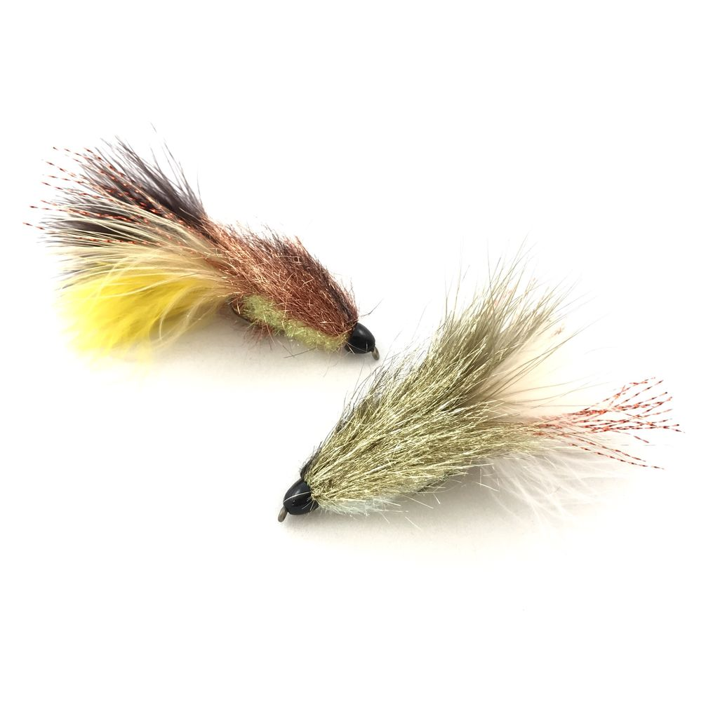 Montana Fly Co Coffey's CH Sparkle Minnow