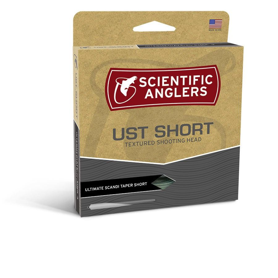 Scientific Angler Scientific Anglers Ultimate Scandi Taper Short