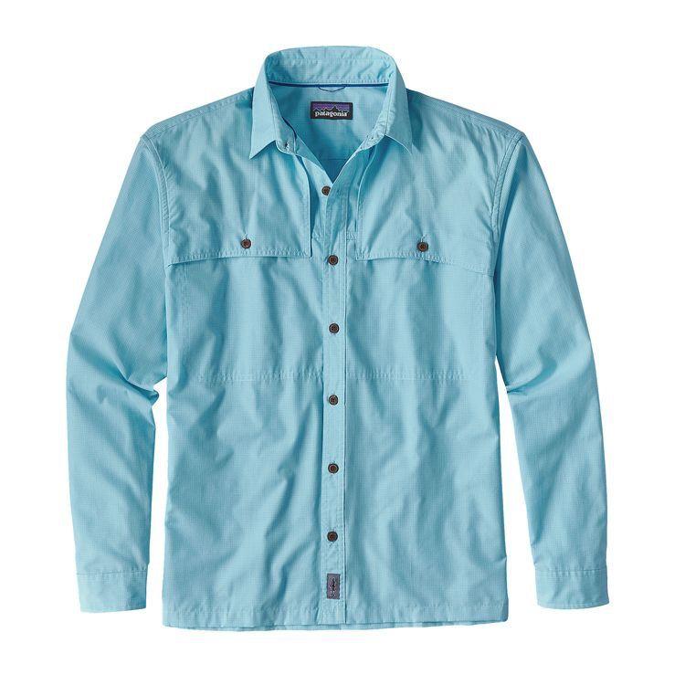 Patagonia Patagonia Men's LS Island Hopper II Shirt