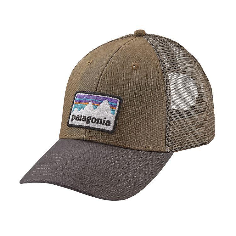 Patagonia Shop Sticker Patch LoPro Trucker