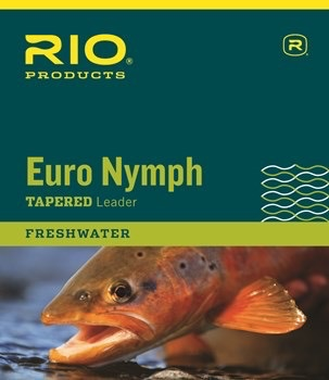 Rio RIO Euro Nymph Taperd Leader