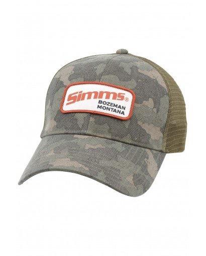 Simms Simms Retro Patch Trucker