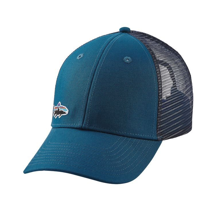 Patagonia Patagonia Small Fitz Roy Trout LoPro Trucker Hat