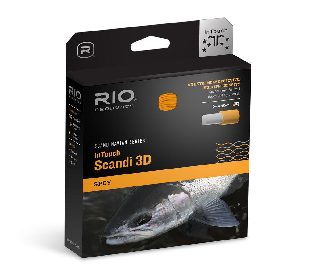 Rio RIO InTouch Scandi 3D H/I/S3