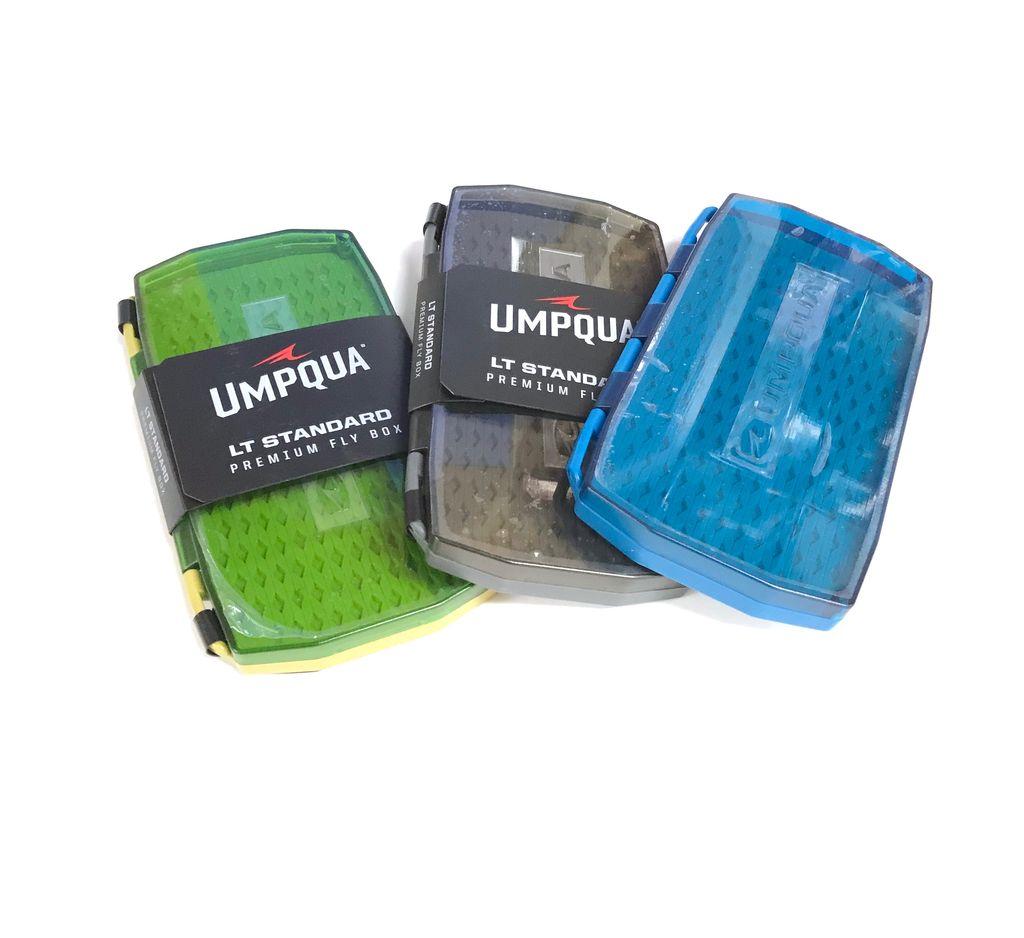 Umpqua Feather Merchants UPG LT BOX LG