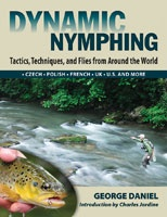 Anglers Books Dynamic Nymphing by George Daniel